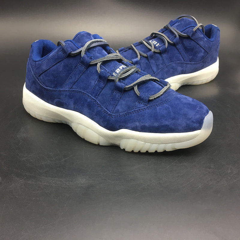 "Air Jordan 11 Retro Low ""RE2PECT"" AV2187-441"