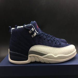 "Air Jordan 12 Retro ""International Flight"" BV8016-445"