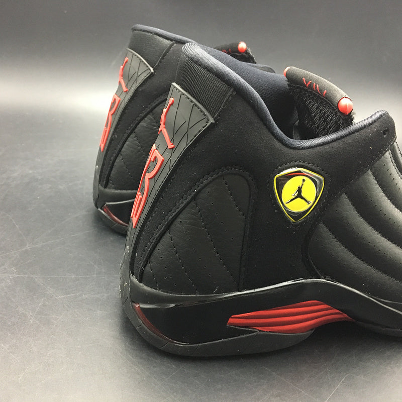 "Air Jordan 14 Retro ""Last Shot"" 487471-003"