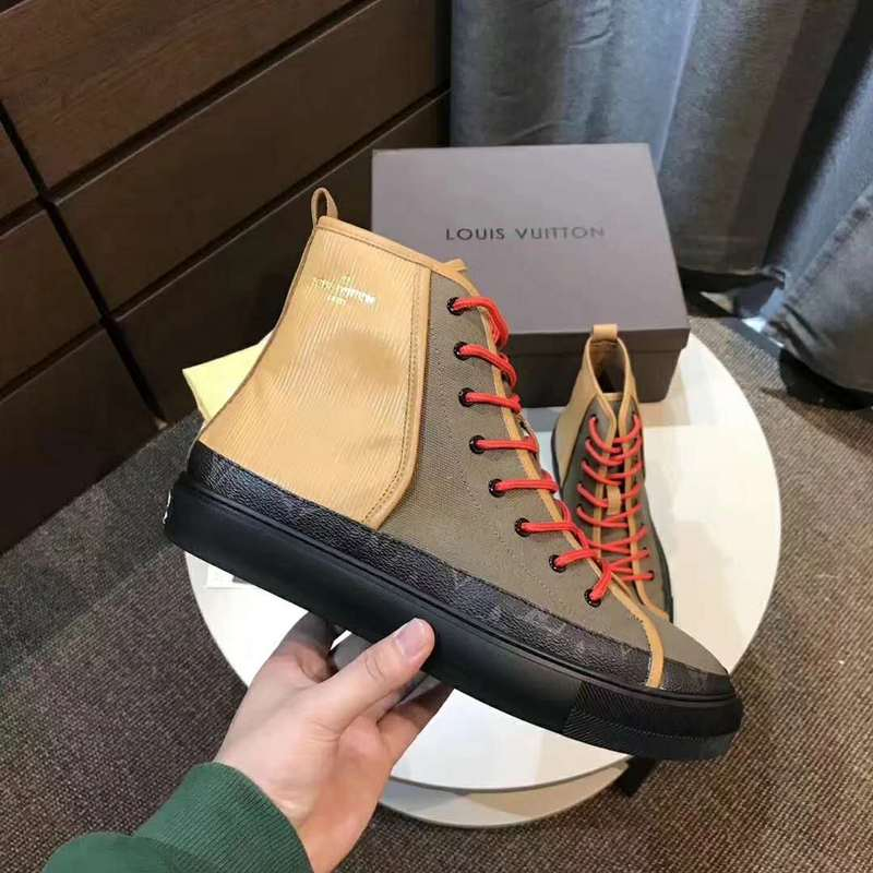 LV Yellowstone Sneaker Boot