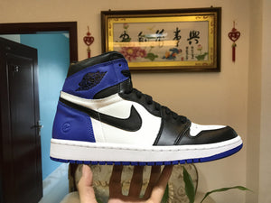 Air Jordan 1 Retro High OG X Fragment Design 716371-040