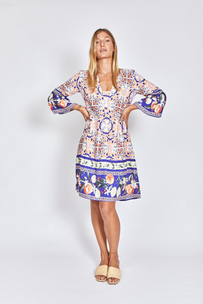 Solito Sorrento Tiered Tunic