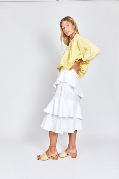 Solito Poncho Top Lemonade