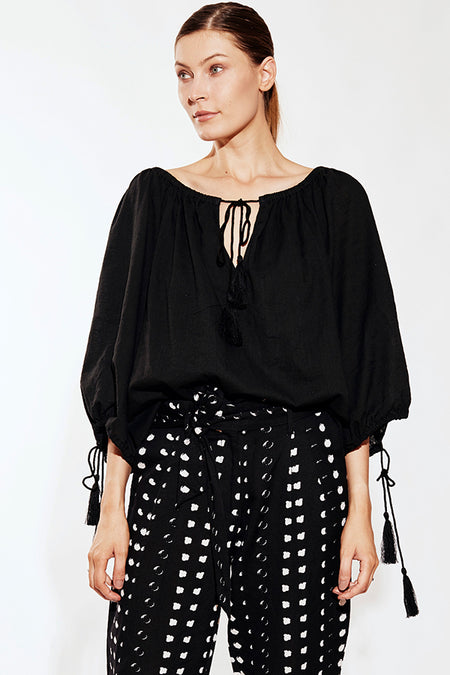 MARSEILLE RUFFLE SKIRT