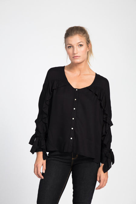 ISA BLOUSE 40% off using code FLASH40