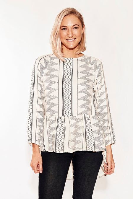SAFAA FLARE TOP