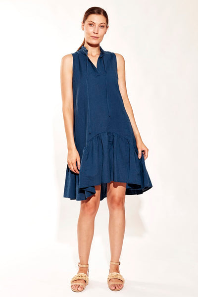 RACQUET CLUB DRESS NAVY