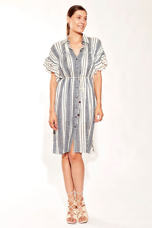 ST LUCIA SHIRT DRESS
