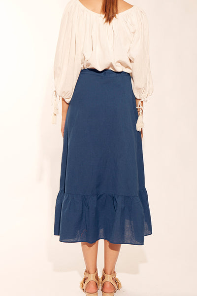RACQUET CLUB SKIRT NAVY