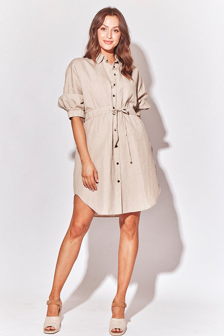 HARBOUR SHIRT DRESS