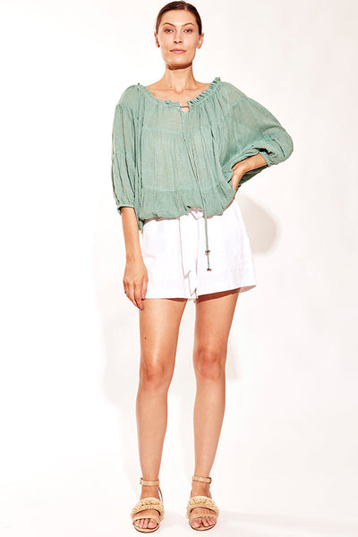 SUNDRENCH PONCHO MINT