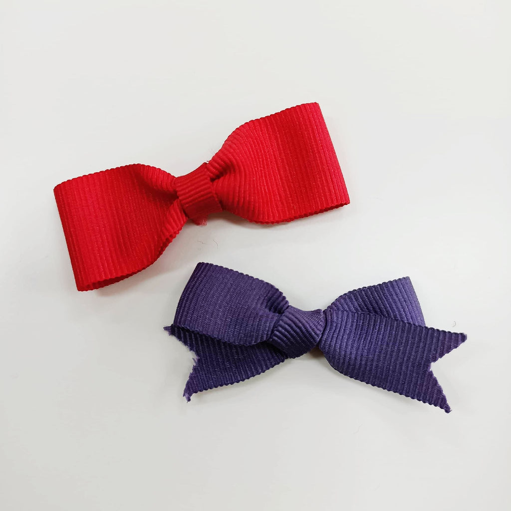 French Grosgrain Hair Bows