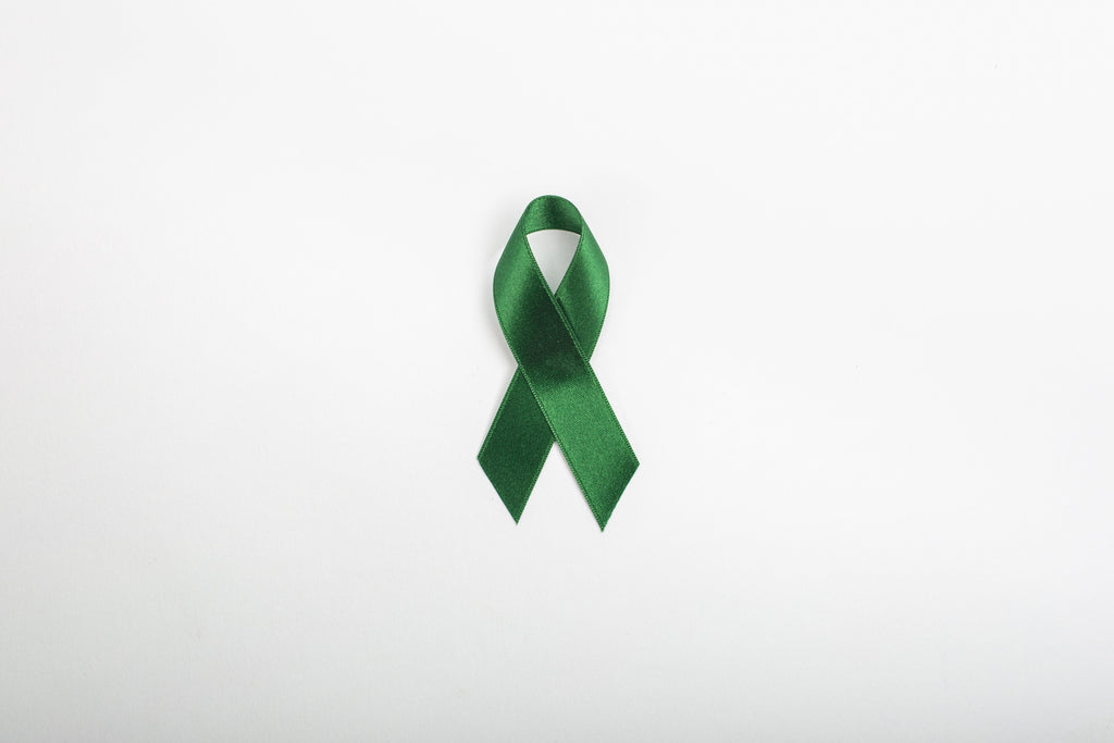 Green Awareness Ribbon