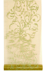 Orient Organza Table Runner 5M-28CM-003-S ($3.63/m)