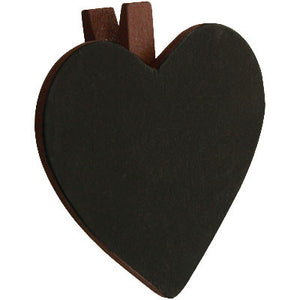 Heart Blackboard Placecard 06P-014-S ($1.51/pc)