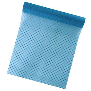Organza Polkadot Table Runner 5M-30CM-008-S ($3.63/m)