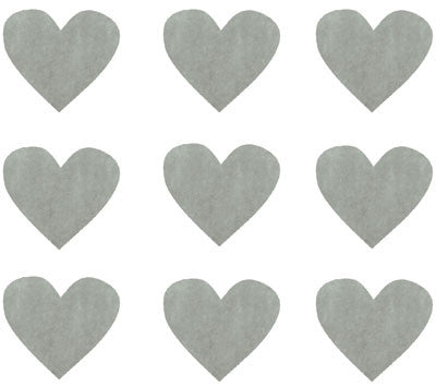 Heart Confetti 100P-004-S ($0.05/pc)