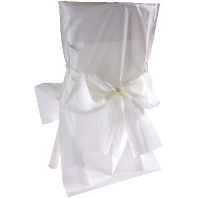 Satin Chair Cover 10P-001-S ($5.41/pc)