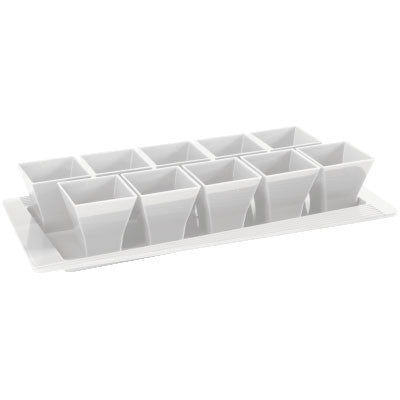 Platter & Containers 10P-001-S