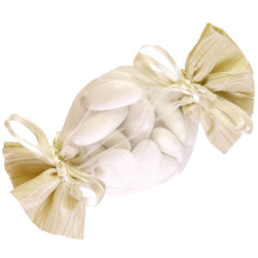 Organza And Satin Candy Bonbonniere 06P-025-S ($1.28/pc)