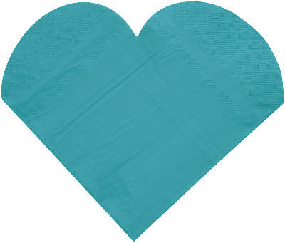 Serviette Heart Shaped 20P-008-S ($0.32/pc)