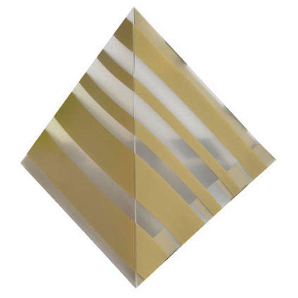 Striped Pyramid Bonbonniere 003-S