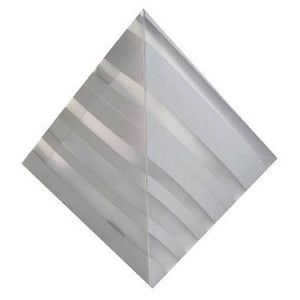 6 Striped Pyramid Bonbonniere 004-S ($1.33/pc)
