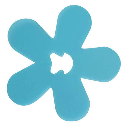 24 Flower Decorative Clip 3299-008-S ($0.32/pc)
