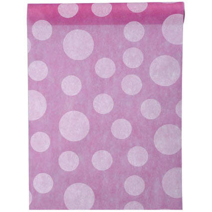 Polkadot Table Runner 5M-30CM-015-S ($2.17/m)