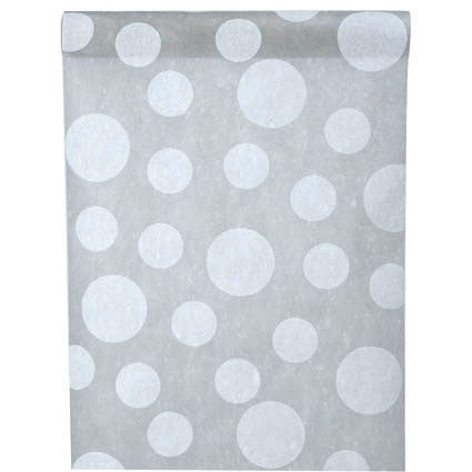 Polkadot Table Runner 5M-30CM-004-S ($2.17/m)