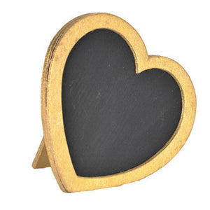 4 Heart Frame Placecard 01P-003-S ($1.35/pc)