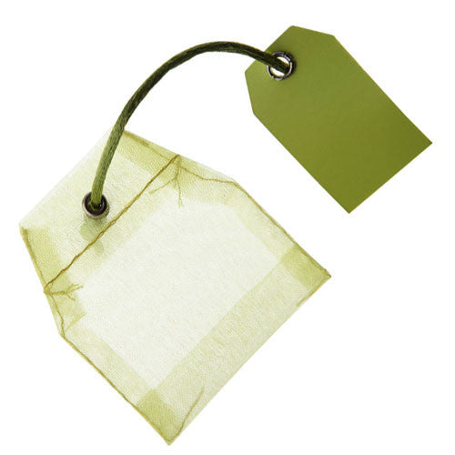 4 Tea Bag Bonbonniere 010-S ($1.81/pc)