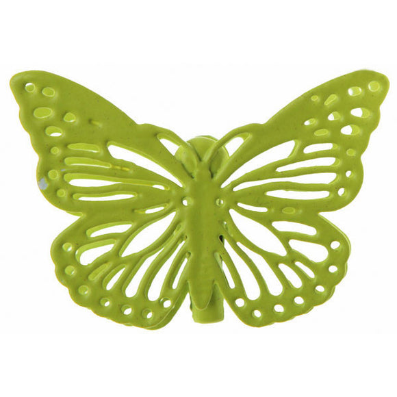 Metal Butterfly Name Holder 04P-010-S ($1.35/pc)