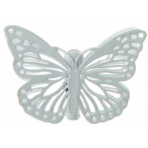 Metal Butterfly Name Holder 04P-001-S ($1.35/pc)