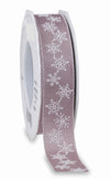 SNOW Christmas Ribbon