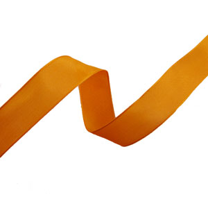 Dream Wire Edge Taffeta-25MM-Puppie Orange
