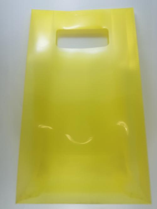 Lollie Bag - Yellow C-2028-10pcs (RRP $8.14)