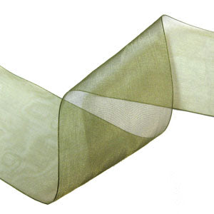 French Organza Green