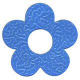 100pcs Gifttag Tin Flower - Blue ($0.05/pc) (RRP $4.5)