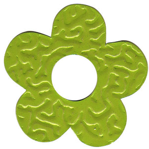 Tin Flower 100pcs C-2012 Green (RRP $4.5)