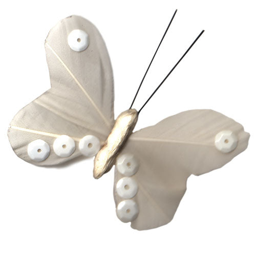 Feather Butterfly C-2050-10pcs (RRP $2.27)