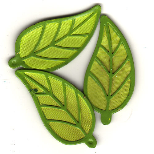 Lime Green Leaf C-2159-50pcs (RRP $4.50)