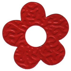 Tin Flower C-25932-R Tube 90pcs (RRP $4.5)