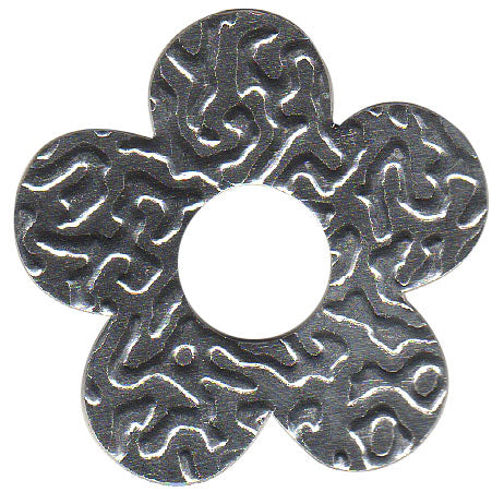 Tin Flower C-25932-SI Tube 90 pcs (RRP $4.5)