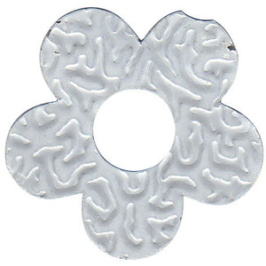Tin Flower C-25932-W Tube 90pcs (RRP $4.5)