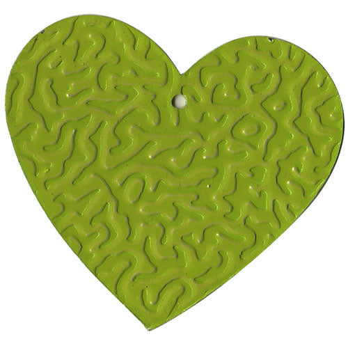 Tin Heart C-25934LK-G-90pcs (RRP $4.5)