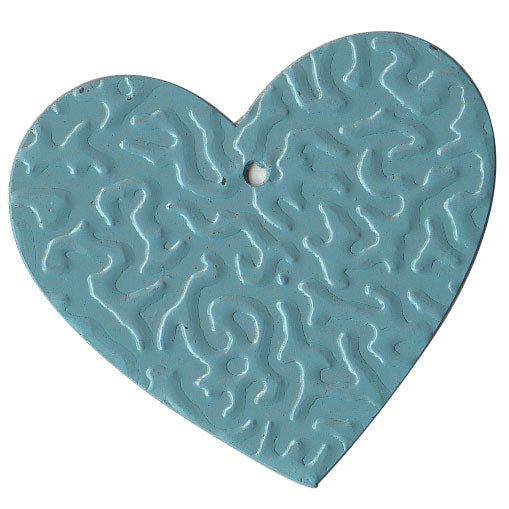 Tin Heart C-25934LK-LB-90pcs (RRP $4.5)