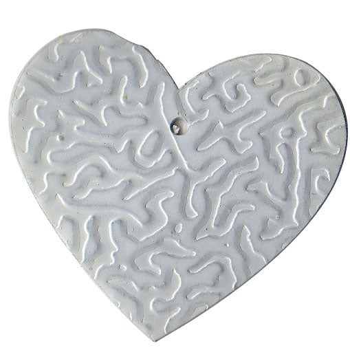 Tin Heart C-25934LK-W-90pcs (RRP $4.5)
