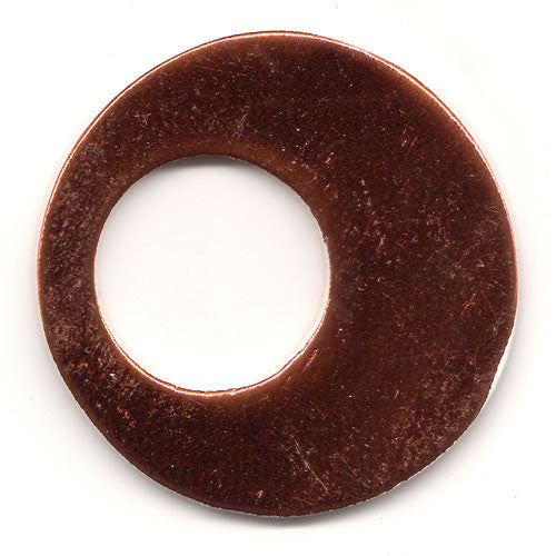 100pcs Hollow Circle - Bronze ($0.05/pc) (RRP $4.5)