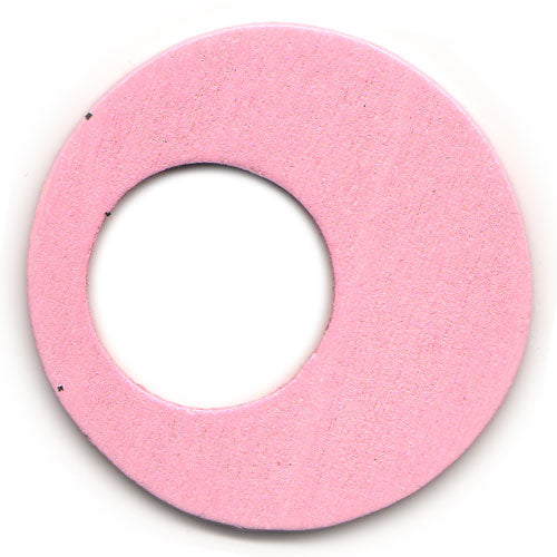 100pcs Hollow Circle C-3034 Pink ($0.05/pc) (RRP $4.5)
